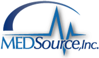MedSource - Bioskills Equipment Rental - Footer Logo