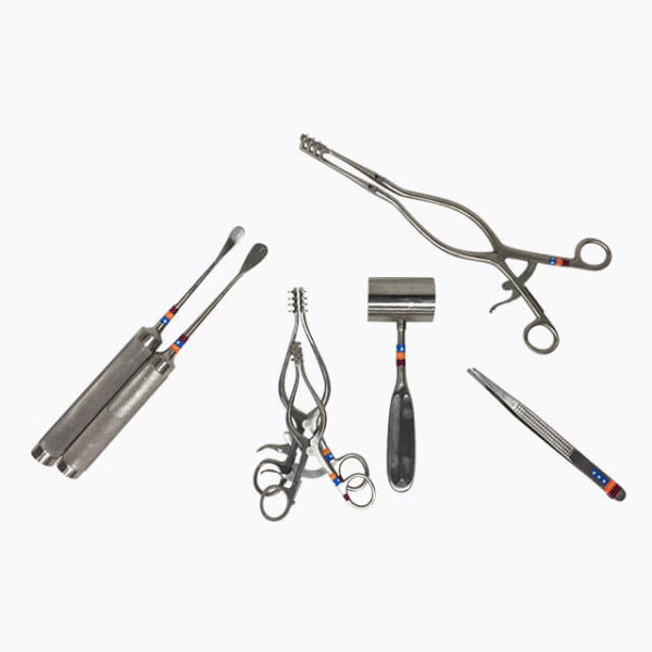 MEDSource Inc - BioSkills Lab Rental Equipment - Products - Surgical Instruments - 3