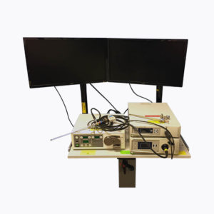 Cystoscopy Tower - MedSource Inc - Short-Term Bioskills Lab Equipment Rental - Rental Products